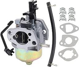 Fuel Li Carburetor for Honda GX120 GX160 GX168 GX200 5.5Hp 6.5Hp 168F Engine 3000/3500/4000 watt 163cc 196cc Generator Water Pump Pressure Washer Replace 16100-ZH8-W41 16100-ZH8-812