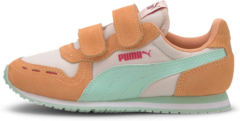 PUMA Unisex-Child Mesa Mall Cabana Racer Hook Regular discount Loop Sneaker and