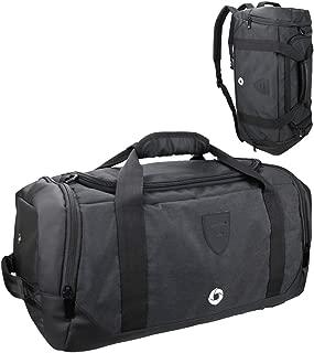 スポーツバッグ メンズ ダッフルバッグ メンズ ボストンバッグ ジムバック リュック型可能 3way 旅行バッグ シューズ収納 大容量 防水 軽量 乾湿分離 アウトドア ユニセックス人気