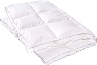 Matratzen Concord Daunendecke Concord Premium aus 60% Daunen 40% Federn, Daunenbettdecke 135x200cm, Flauschige Bettdecke