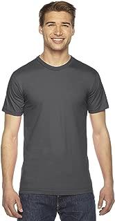 Men's Fine Jersey Crewneck Short Sleeve T-Shirt, 2-Pack