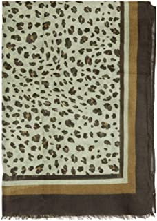Fiorella Rubino : Sciarpa stampata Donna (Plus Size)