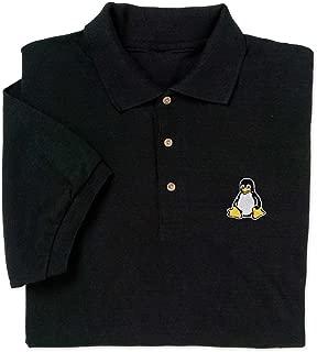 linux polo shirt