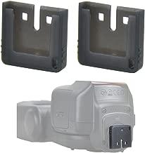 2Pcs MI Hot Shoe Connector Protector Cover for Sony Multi Interface Shoe External Flash/Video Light HVL-F45RM HVL-F60M HVL-F60RM Shoe Adapter ADP-MAA Wireless Microphone ECM-GZ1M ECM-W1M ECM-XYST1M
