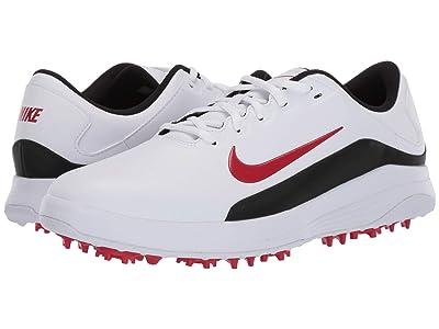 Nike Golf Vapor (White/University Red/Black) Men