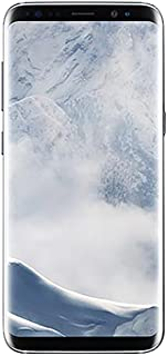 Samsung Galaxy S8+ Plus 64GB T-Mobile GSM Unlocked (Renewed) (Arctic Silver)