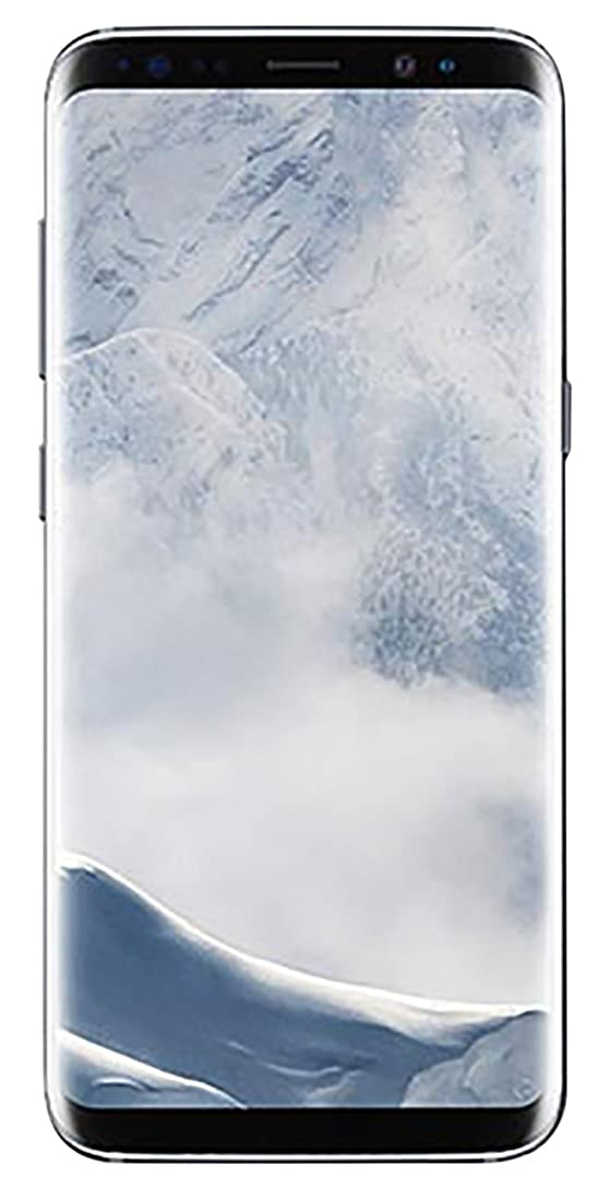 Samsung Galaxy S8+ Plus 64GB T-Mobile GSM Unlocked (Renewed) (Arctic Silver) lw0106802