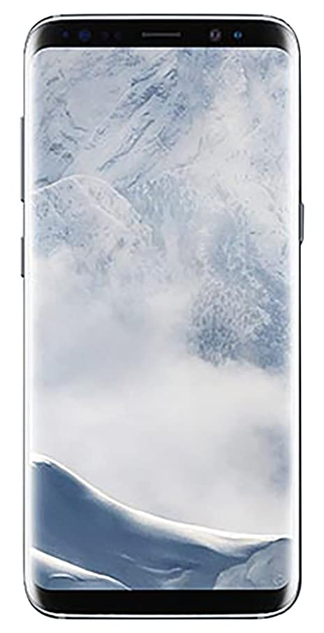Samsung Galaxy S8+ Plus 64GB T-Mobile GSM Unlocked (Renewed) (Arctic Silver)
