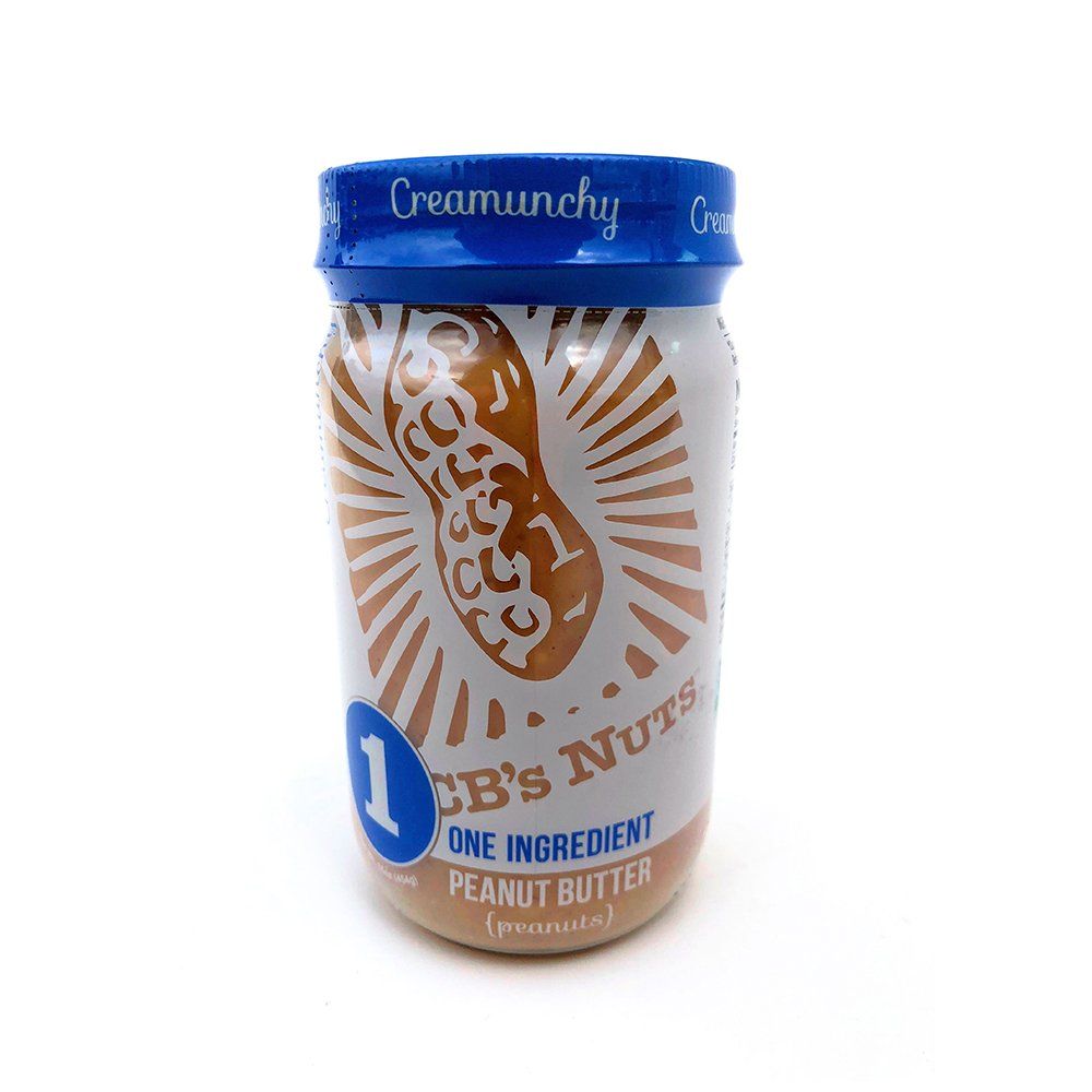 CB's Nuts USA Sale price Grown Non-GMO 1 Peanut Ultra-Cheap Deals Butte Creamunchy Ingredient