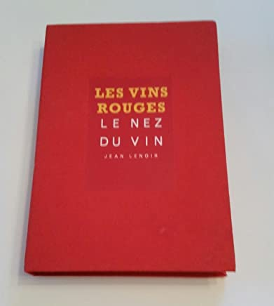 Le Nez du Vin, Red Wines (Les Vins Rouges) : Wine Aroma Kit