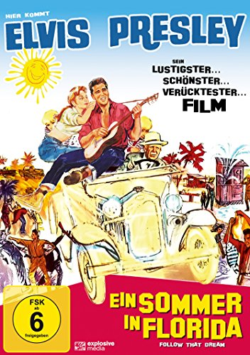 Elvis Presley - Ein Sommer in Florida - Follow That Dream