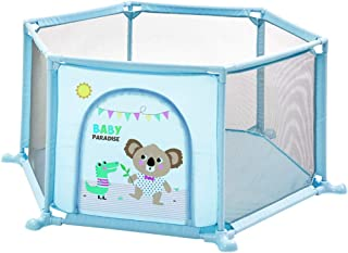 Park Fence  Baby Play Fence  Indoor Outdoor Playground Activity Center Portable Safety Fence