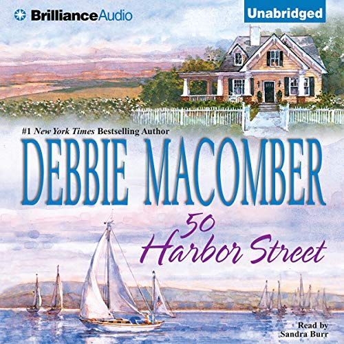50 Harbor Street     Cedar Cove, Book 5              By:                                                                                                                                 Debbie Macomber                               Narrated by:                                                                                                                                 Sandra Burr                      Length: 10 hrs and 16 mins     365 ratings     Overall 4.5