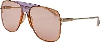 Gucci GG0739S Lilac/Pink 63/16/135 women Sungl