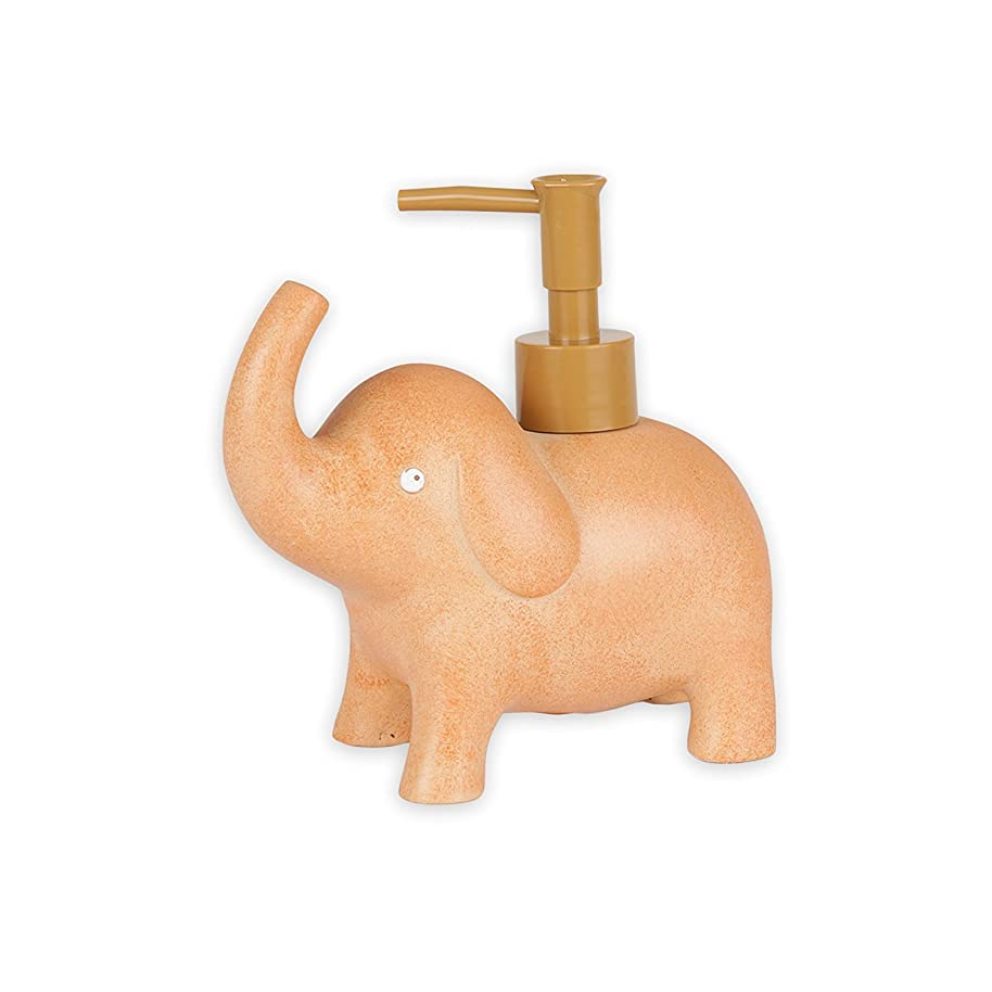 Allure Essential Home Safari Jungle Elephant Lotion or Soap Dispenser