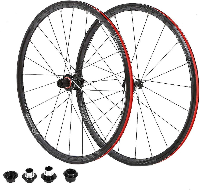 Road Bike Bicycle Wheel Set Wheels Sealed Bearing RSC3.0DS 700c Wheelset Reflective Logo colorful 30mm Aluminum Alloy Rim