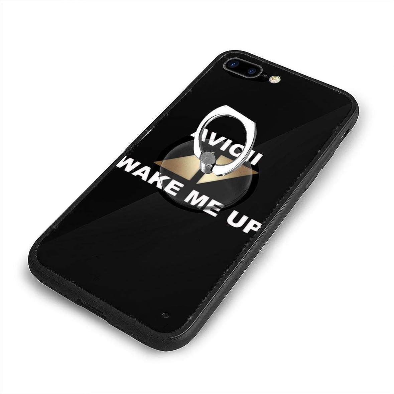 感じ私不正直Avicci Make Me Up iPhone 7/8 Plusケースリングブラケット 携帯カバー 創意デザイン軽量 傷つけ防止 360°回転ブラケット 携帯ケース PC 衝撃防止 全面保護