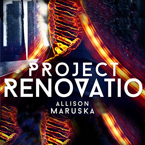 Project Renovatio audiobook cover art