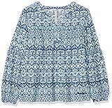 Pepe Jeans Mädchen Clau Pg301219 Bluse, Mehrfarbig (Multi Bleu 0aa), 14-15 (Herstellergröße: 164/14 Jahre)