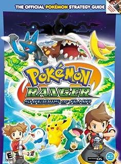 Pokemon Ranger: Shadows of Almia: Prima Official Game Guide
