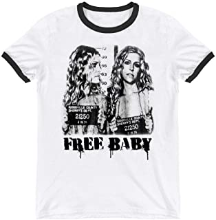 Free Baby T-Shirt, Three From Hell Shirts, Baby Firefly, The Devils Rejects, Mens And Womens Horror Shirts