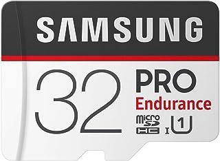 Samsung 高耐久設計 PRO Endurance microSD 32GB MB-MJ32GA SD変換アダプター付属 サムスン 海外パッケージ品