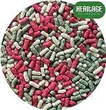 Bâtons de variété d'étang flottants 15L sac de nourriture pour koï et poissons rouges 15 litres de nourriture, par HERITAGE