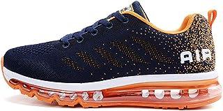 TORISKY Womens Mens Walking Casual Shoes Air Cushion Running Jogging Gym Sports Sneakers