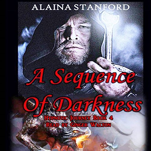 A Sequence of Darkness audiobook cover art