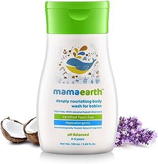 Mamaearth Baby Shampoo 100ml, Piece of 1