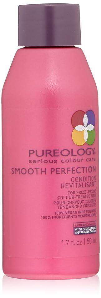 柔らかい要求する有力者Pureology 滑らかな完璧コンディショナー、1.7液量オンス 1.7フロリダ。オズ 0