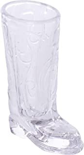 Giftcraft Boot Design Liquer Glass Set of 6