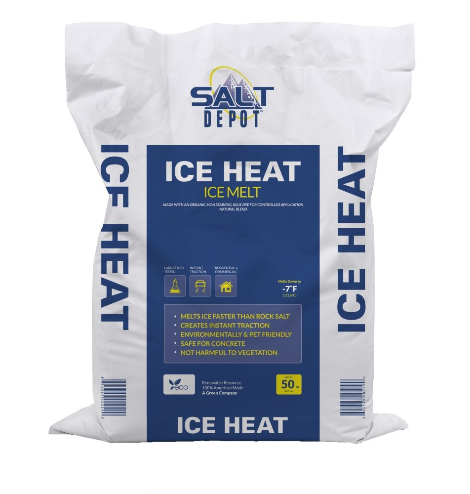 IH50 Ice Heat Bag 50 lb. 1 year Limited time for free shipping warranty