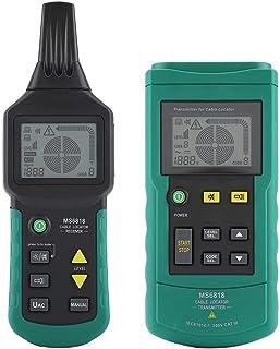 Localizador de Cable,12V-400V AC/DC Detector de tubos de metal,