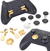 Elite Series 2 Controller Replacement Part Custom Accessory Kit - Gold (Xbox One, Xbox Series X) (Xbox One/)