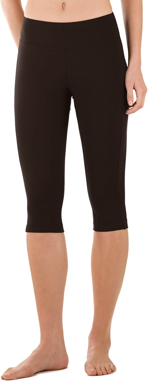 Fit Couture Knee Length Capri