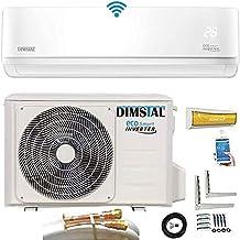 Quick-Connect INVERTER Split Klimaanlage mit Wärmepumpe Klimagerät ECO Smart WiFi/WLAN..