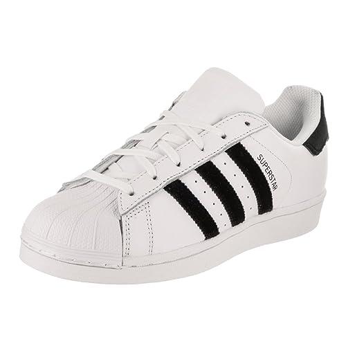 ce21269d4007 adidas Originals Kids Unisex Superstar Velvet (Big Kid)