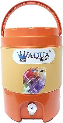 Royal Aqua Spark Chilled Water Jar 20L (Orange)