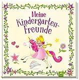 Meine Kindergarten-Freunde: Freundebuch Motiv Prinzessin - Manuela Berti