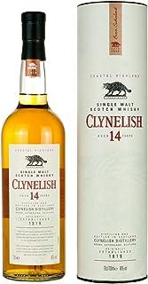 CLYNELISH 14yrs. 46% Single Highland Malt Scotch Whisky 0,7L