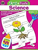 Cut and Paste: Science, Grades 1–3 from Teacher Created Resources (Cut & Paste)