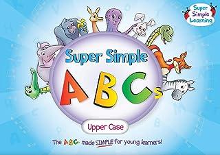 えいご ワークブック Super Simple ABCs 大文字 シール付き