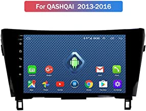 Foof Car GPS Navigation Vehicle GPS Navigation Car System for Nissan Qashqai X-Trail 2013-2018 Navigator 10.1 Inch Touch Screen Multimedia Support Hands-Free Calling