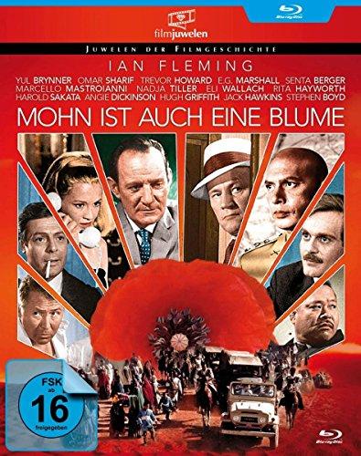 Mohn ist auch eine Blume - nach Ian Fleming - HD-Neuabtastung [Digital Remastered] (Filmjuwelen) [Blu-ray]