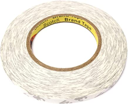 Cablematic 3M Double-Sided Adhesive Tape (10 mm x 50 m) for LED Strip
