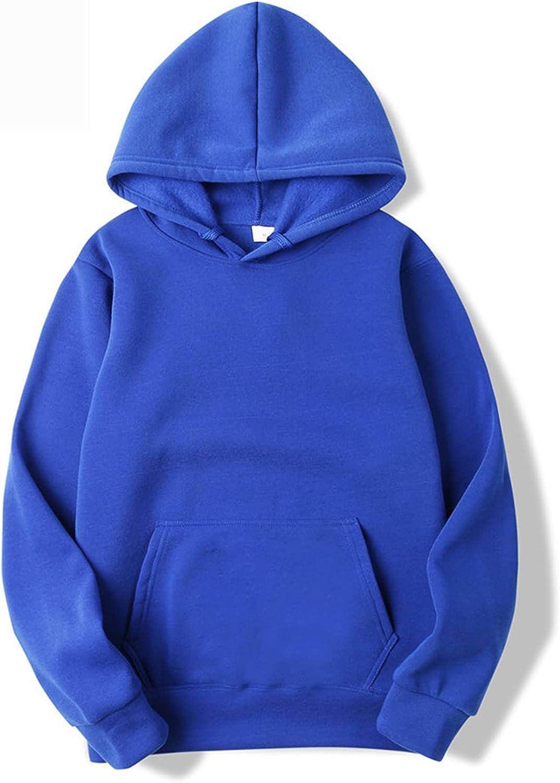 Men's Hoodie Pullover Hooded Sweatshirt Heavyweight