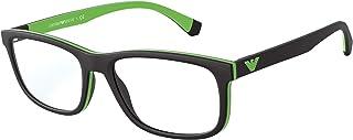 نظارات طبية من إمبوريو أرماني EA 3164 5042 أسود مطفي