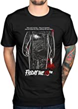 Official Friday The 13th Bloody Poster T-Shirt