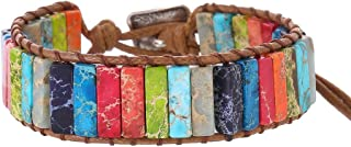 Best leather wrap bracelets with sayings Reviews